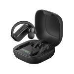 Steren Audífonos Bluetooth FreePods Sport True Wireless 7570 Negro