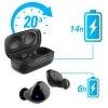 iLuv Bubble Gum True Wireless Audífonos Inalámbricos Azul