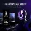 Corsair VOID RGB Elite Audífonos Gaming Inalámbricos Audio 7.1 Blanco