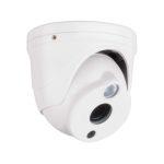 Steren Cámara CCTV Digital de Alta Definición Tipo Domo Blanco