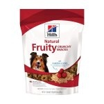 Hill´s Fruity Crunchy Snacks With Cranberries & Oatmeal Dog Treat