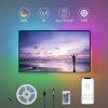Broadlink Tira Led RGB de 3mts Con Control de 24 Botones