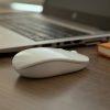 Klip Xtreme Mouse Arrow Inalámbrico Blanco
