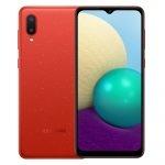 Samsung Galaxy A02 3GB RAM + 64GB ROM Rojo Dual SIM Liberado