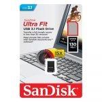 SanDisk Ultra Fit USB 3.1 Memoria USB 64GB