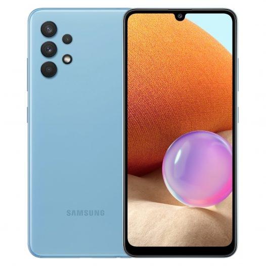 Samsung Galaxy A32 4GB RAM + 128GB ROM Azul Liberado Dual SIM