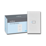 Broadlink Smart Switch Táctil Wifi 1 interruptor