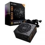 EVGA 600 GD Fuente de Poder 600W 80+ GOLD