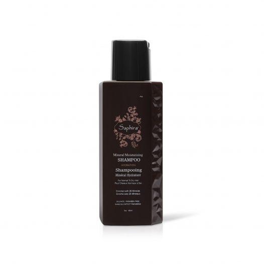 Saphira Shampoo Hidratante Mineral 90ML