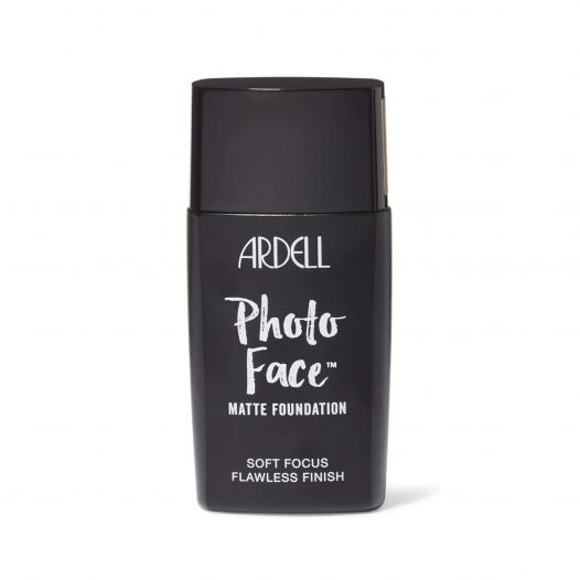 Ardell Base de Maquillaje Beauty Photo Face Matte Foundation Tono 6.0 Medium