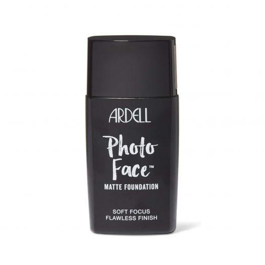 Ardell Base de Maquillaje Beauty Photo Face Matte Foundation Tono 12.0 Dark