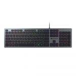 Cougar Vantar X Black Teclado Gaming RGB Alámbrico