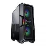 Cougar MX440 Mesh RGB Case Gaming Vidrio Templado ATX Sin fuente