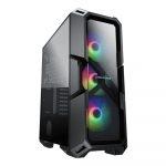 Cougar MX440-G RGB Case Gaming Media Torre Vidrio Templado ATX Sin Fuente