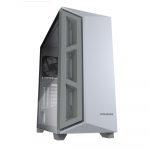Cougar DarkBlader X5 Blanco Case Gaming Media Torre Vidrio Templado ATX Sin Fuente