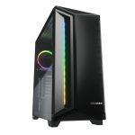 Cougar DarkBlader X7 RGB Negro Case Gaming Media Torre Vidrio Templado ATX Sin Fuente