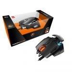 Cougar 700M EVO Mouse Gaming Optico 16000DPI Alámbrico Negro