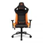 Cougar EXPLORE S Silla Gaming Naranja con Negro