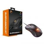 Cougar SURPASSION ST Mouse Gaming Óptico 3200 DPI Alámbrico