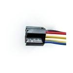 Clavija Completa para Relay Bosch
