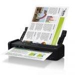 Epson WorkForce ES-300W Escáner inalámbrico dúplex portátil