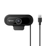 Steren Webcam USB FHD con Micrófono Integrado