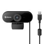 Steren Webcam USB 2K con Micrófono Integrado