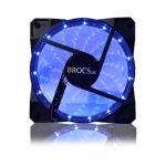 Brocs Ventilador 120mm LED Azul