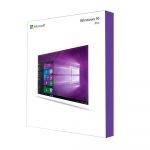 Microsoft Windows 10 Pro 1 Licencia 64-bit Español DVD