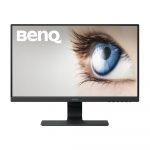 BenQ Monitor 23.8″ Full HD IPS VGA, HDMI y DisplayPort Negro