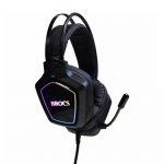 Brocs ALIEN H656 Audífonos Gaming RGB con Micrófono USB