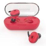 Hypergear True Wireless Earbuds Active Rojo