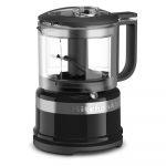 KitchenAid Mini Procesador de Alimentos 5 Tazas 240W Onyx Black