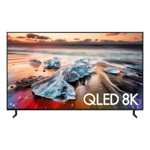 """Samsung Smart TV de 75"""" Q900R QLED TV 8K 2019"""