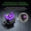 Razer Huntsman Mini Interruptor óptico Clicky (púrpura) Ingles
