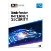 Bitdefender Internet Security Antivirus 1+2 Usuarios Gratis 1 Año  ESD