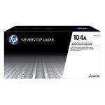 HP 104A Negro Tambor de creación de imágenes Láser