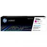 HP Tóner HP 206A Magenta LaserJet Original