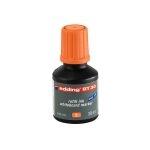 Edding Tinta Soluble BT-30 de 30ml Naranja