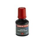 Edding Tinta Soluble BT-30 de 30ml Rojo