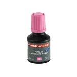 Edding Tinta Soluble BT-30 de 30ml Rosado