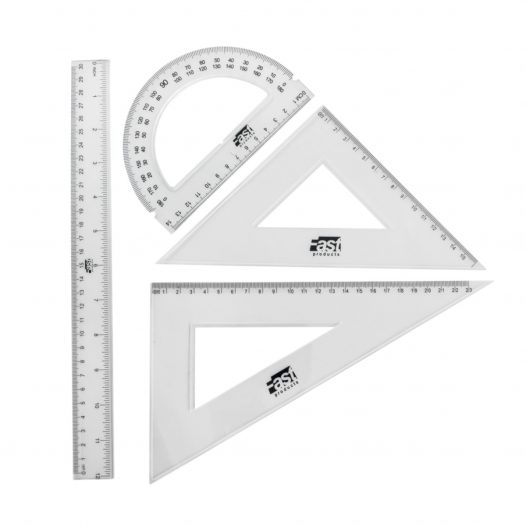 Fast Estuche Geométrico 8904 Grande