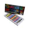 Fast Crayón Pastel 812 Graso de 12 Colores