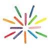 Fast Crayón Pastel 824 Graso de 24 Colores