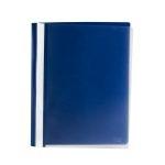 Fast Folder Plástico Tamaño Carta Azul