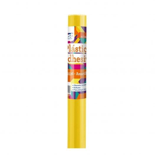 Fast Rollo de Plástico Adhesivo 5536 Amarillo
