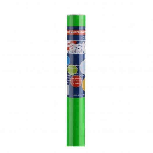 Fast Rollo de Plástico Adhesivo 5540 Verde Limon