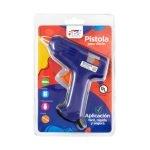 Fast Pistola para Silicon FL-138 Pequeña de 10w Azul