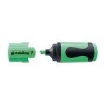 Edding Marcador Resaltador 7 Mini Verde