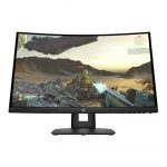 """HP X24c Monitor Gaming Curvo 23.8"""" FHD 144Hz HDMI DisplayPort"""